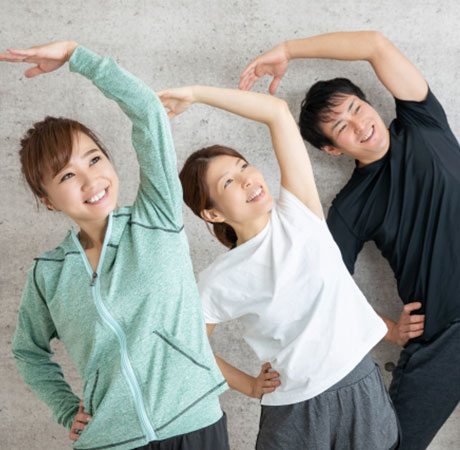 健康体操 2